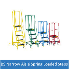 GRP Classic Spring Loaded Steps