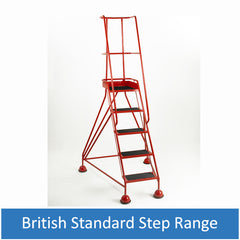 British Standard Step Range