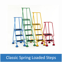 Classic Spring Loaded Steps