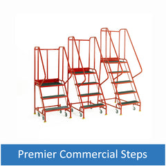 Premier Commercial Steps