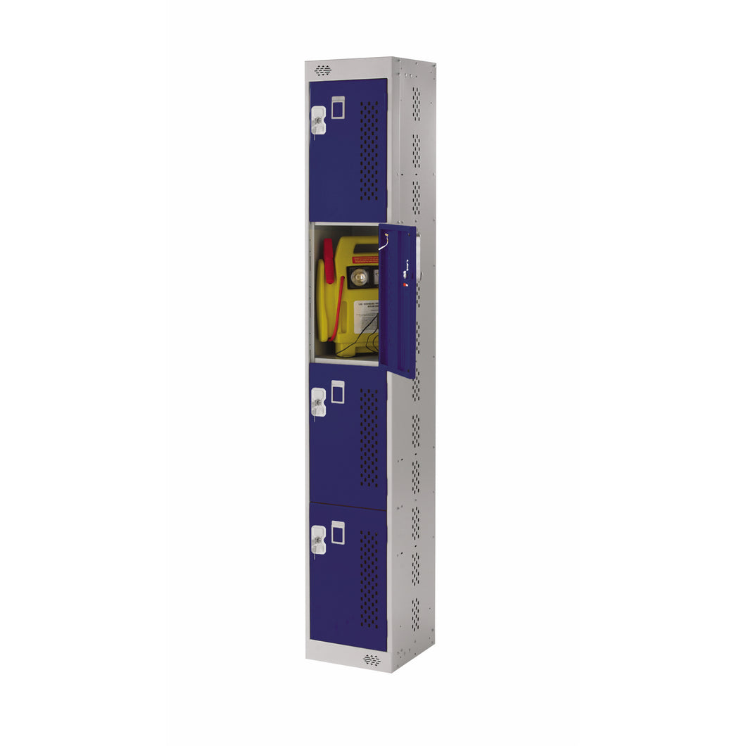 4 Door Power Tool Charging Locker