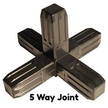 Handy Tube 5 Way Joint