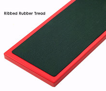 Ribbed Rubber Tread