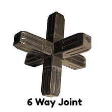 Handy Tube 6 Way Joint
