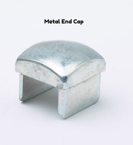 Handy Tube Metal End Cap