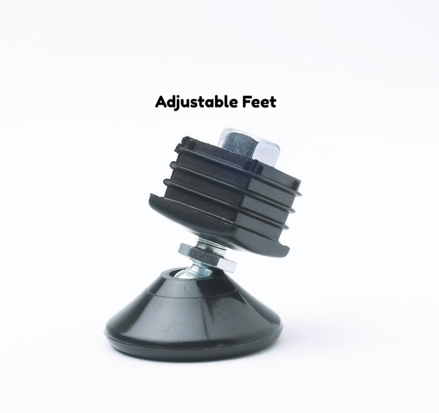 Handy Tube Adjustable Feet