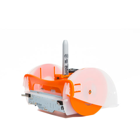 Mirobot Drawing Robot Kit - Mime Orange
