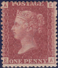 100894 - PL.182 (EA) (SG43)/MISSING PERF HOLES.