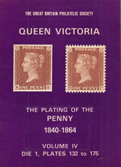 101610 - THE PLATING OF THE PENNY 1840-1864 BY BROWN FISHER VOLUME IV.