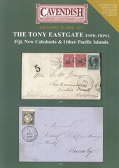 101673 - THE TONY EASTGATE COLLECTIONS OF FIJI, NEW CALEDONIA AND OTHER PACIFIC ISLANDS.