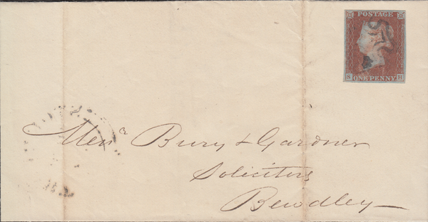 103897 - 1D RED PL.9 (SG7) (SH) ON COVER.