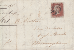 103901 - PL.8 (SG7) (MJ)/DERBY MALTESE CROSS.