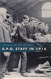 104281 - G.P.O. STAFF IN 1916 BY STEPHEN FERGUSON.