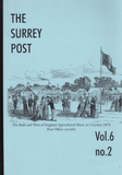 104295 - THE SURREY POST VOL.6 NO. 2.