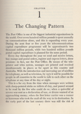 104304 - 'THE POST OFFICE FROM CARRIER PIGEON TO CONFRAVISION' BY NANCY MARTIN.