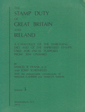 104320 - THE STAMP DUTY OF GREAT BRITAIN AND IRELAND VOL.3 BY FRANK AND SCHONFELD.