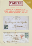 104343 - THE G. M. VLACHOS GOLD MEDAL COLLECTION OF THE IONIAN ISLANDS, 1428-1864.