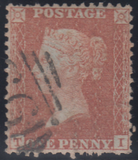 105483 - PITT STREET (EDINBURGH) SCOTS LOCAL ON COVER/PL.5 MATCHED PAIR.