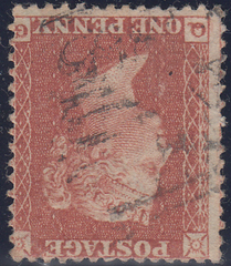 105525 - PL.5 (QG CONSTANT VARIETY MINUTE G) AND SMALL CROWN WATERMARK INVERTED (SG24Wi SPEC C3j AND C3d).