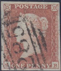 105700 - PL.124 (SB CONSTANT VARIETY INVERTED S)(SG8 SPEC BS32c).