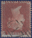 105976 - PL.9 (HJ) WATERMARK SMALL CROWN INVERTED (SG24Wi SPEC C3d).