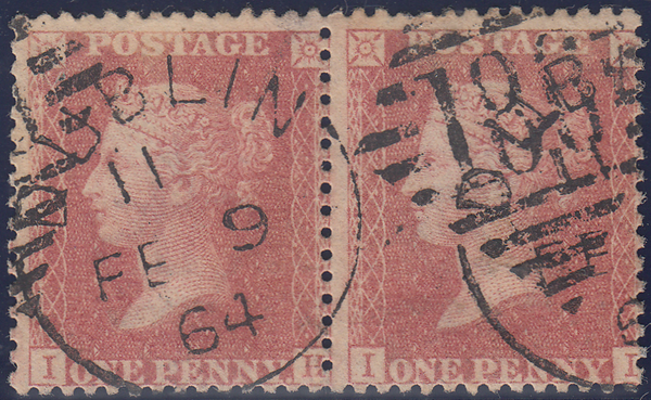 106195 - PL.47 (IH II) PALE RED SHADE (SG40).
