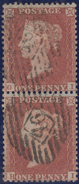 106851 - RES.PL.5 (GI HI) VERTICAL PAIR S.C.14 (SG22).