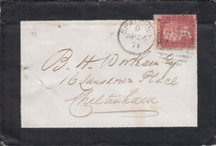 107668 - PL.141 (AL)(SG43)/MOURNING ENVELOPE.