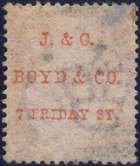 37707 - J AND C BOYD UNDERPRINT/Pl.165(DC)(SG 43 SPEC.PP7). ...