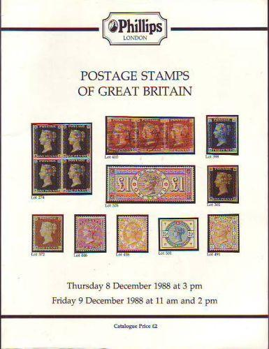 44058 - PHILLIPS GREAT BRITAIN SPECIALISED 1988 8th/9th De...