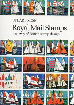 57431 - ROYAL MAIL STAMPS. A survey of British stamp desig...
