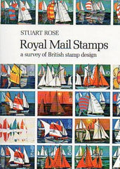 57431 - 'ROYAL MAIL STAMPS  a survey of British stamp desig...