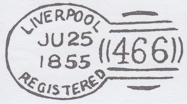 59225 - LIVERPOOL REGISTERED SPOON/ 2D BLUE PLATE 5 (IE)L....