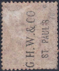 60228 - 'G.H.W. and CO. ST. PAUL'S' UNOFFICIAL UNDERPRINT Ty...
