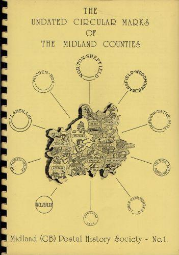 61935 - 'THE UNDATED CIRCULAR MARKS OF THE MIDLAND COUNTIES'...
