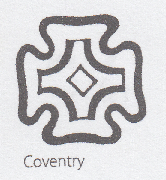 63208 - COVENTRY DISTINCTIVE MALTESE CROSS (Spec. B...