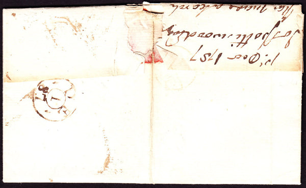 70204 - 1887 letter London to Edinburgh with good strike o...