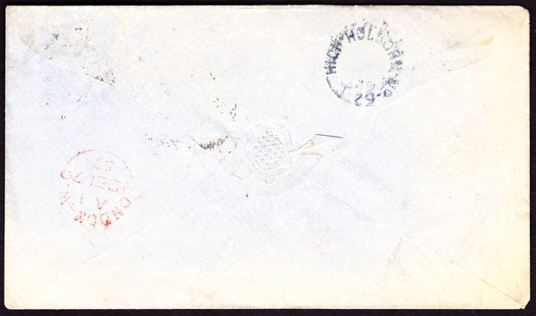 "72297 - ""HIGH-HOLBORN NO 62"" LONDON CIRCULAR UNDATED RECEI..."