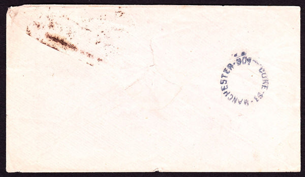 "72303 - ""DUKE-ST-MANCHESTER-SQ"" LONDON UNDATED CIRCULAR RE..."