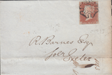 73491 - 1843 WARWICK MALTESE CROSS/PL.19(BJ)(SG8). Wr...