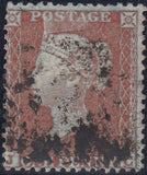 73843 -  Pl.3 (JC)(SG24a). Good used 1855 die 2 plate 3 S.C.14 on VERY BLUED PAPER (SG24a)
