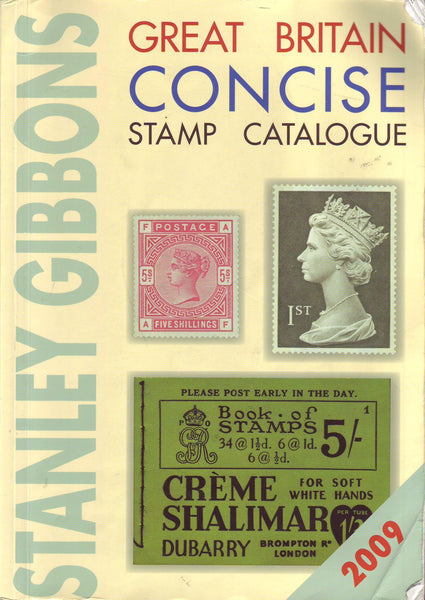 "78084 - ""STANLEY GIBBONS CONCISE CATALOGUE"". A used copy 2..."