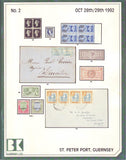 78314 - BRIDGER and KAY Auction catalogue October 1992 inclu...
