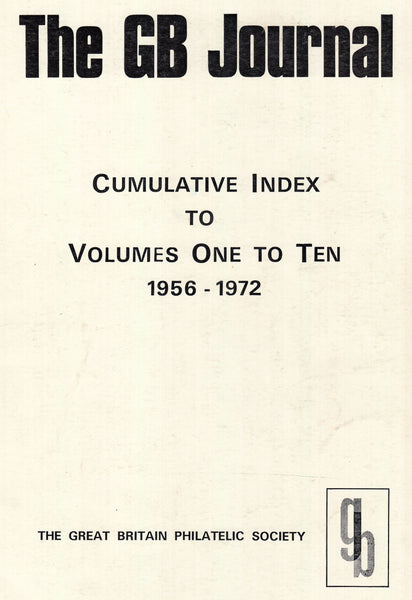 78618 - The 3 cumulative index's covering Vols 1-36 (1956-...