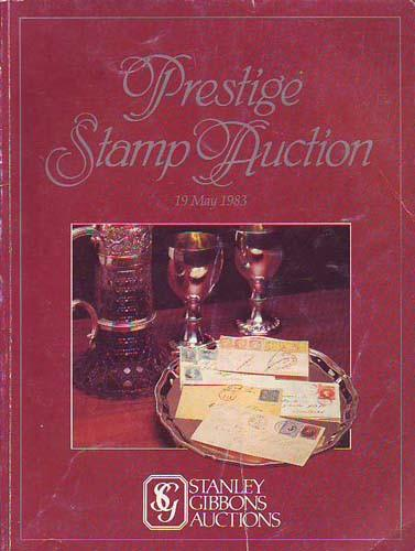 78619 - PRESTIGE STAMP AUCTION 19 MAY 1983 by Stanley Gibb...