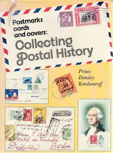 78652 - COLLECTING POSTAL HISTORY, PRINCE DIMITRY KANDAOUR...