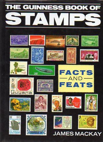 78663 - THE GUINNESS BOOK OF STAMPS James Mackay, 2nd Ed. ...
