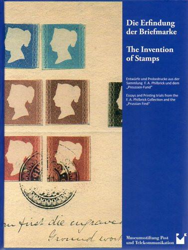 78688 - THE INVENTION OF STAMPS - ESSAYS AND PRINTING TRIA...