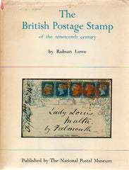 78720 - THE BRITISH POSTAGE STAMP OF THE 19TH CENTURY by R...