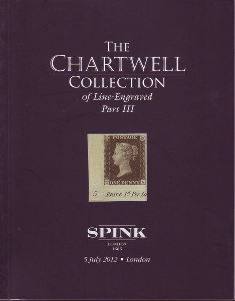 78986 - 'THE CHARTWELL COLLECTION OF LINE-ENGRAVED PART III'.